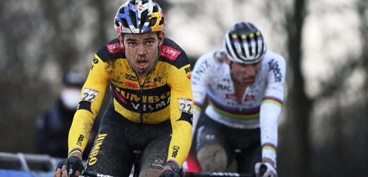UCI-veldritranglijst: Eli Iserbyt blijft leider, Wout van Aert bezig aan opmars
