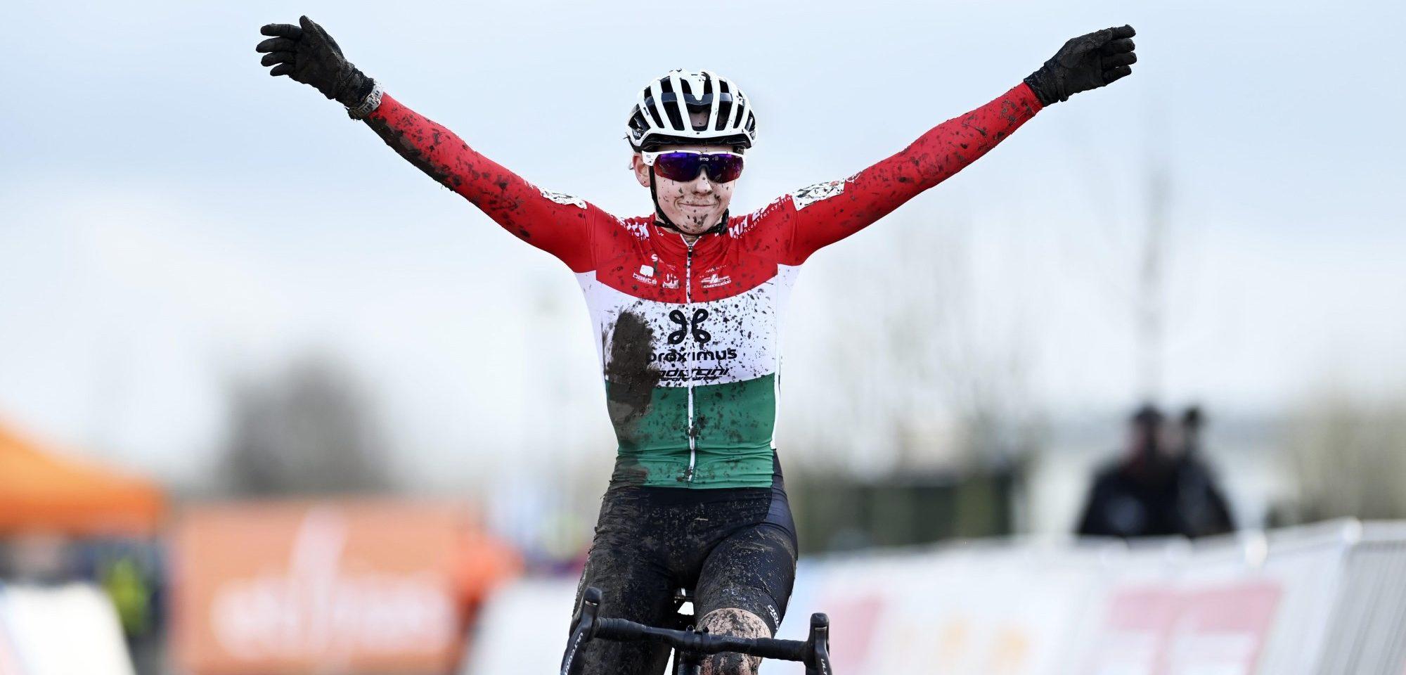 CORVOS 00032776 012 e1609337057937 - Campeonato del mundo de Ciclocross 2021 - Oostende