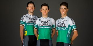 Wielertenues 2021: Caja Rural presenteert vernieuwd groen-wit shirt