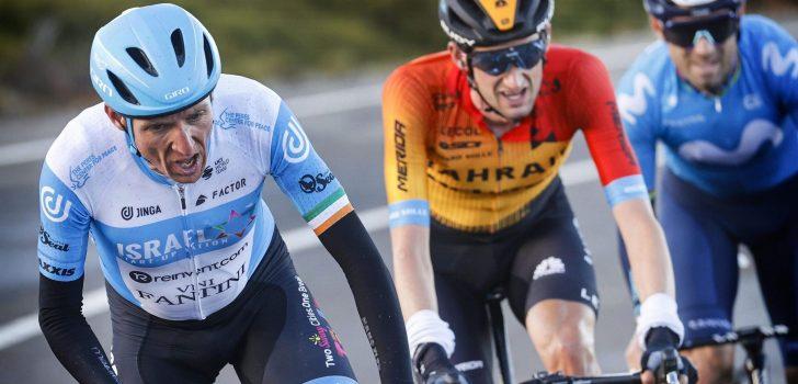 """Daniel Martin na vierde plek in Vuelta: """"Dit is een bevestiging"""""""