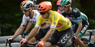 Breuken voor Kamil Malecki na val op training