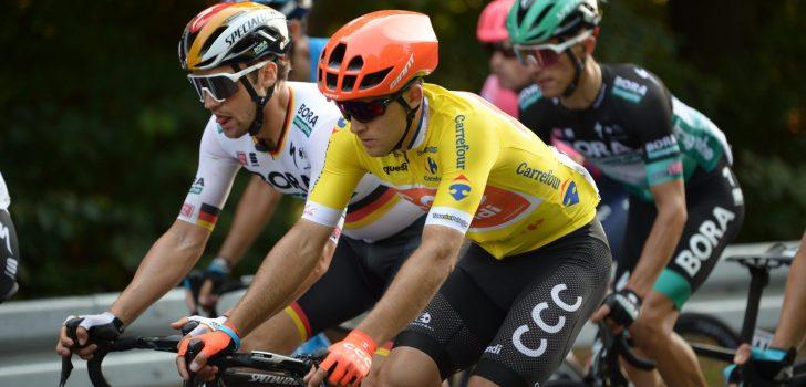 Geen breuken geconstateerd bij Kamil Małecki na botsing in Ronde van Noorwegen
