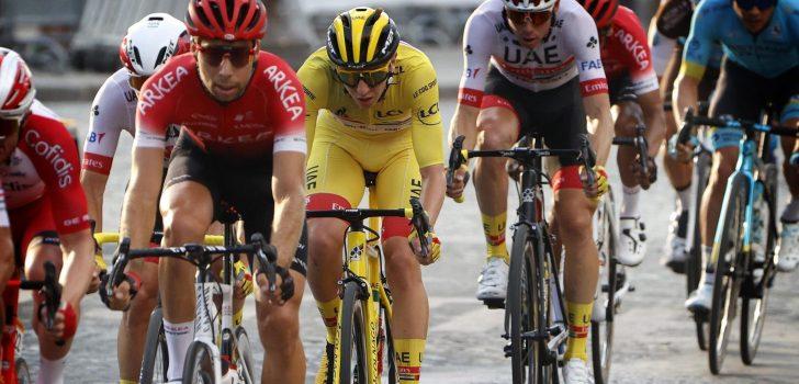 """Pogacar over Tour de France: """"Natuurlijk wil ik mijn titel verdedigen"""""""