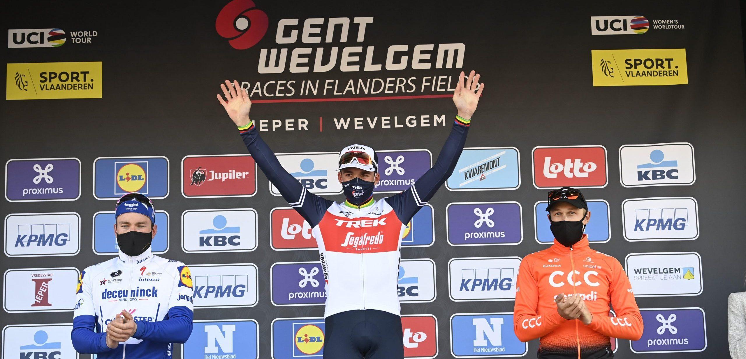 Infront, Flanders Classics en Amstel Gold Race slaan ...