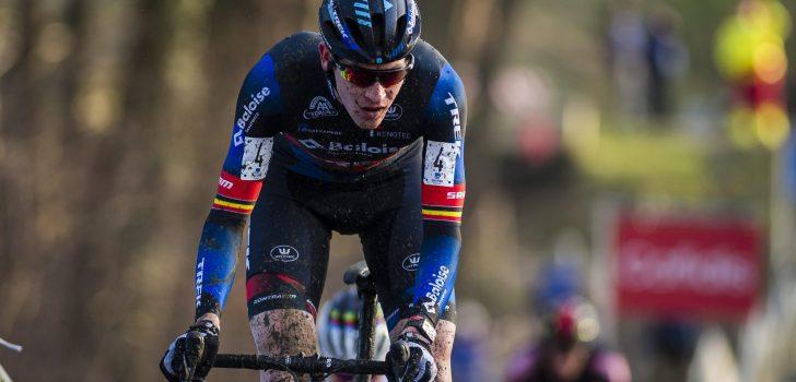 """Toon Aerts wint Superprestige: """"Het is een uur afzien geweest"""""""