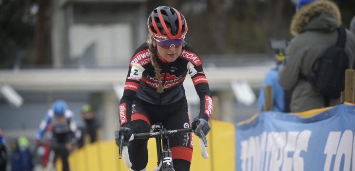 "Denise Betsema: ""Vol voor eindwinst in Soudal Ladies Trophy"""