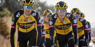 """Nathan Van Hooydonck: """"Wout geeft veel motivatie om ervoor te werken"""""""