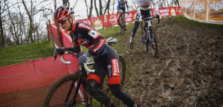 Denise Betsema met kniepijn vijfde in Overijse