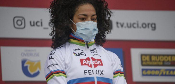 Alvarado wint strijd om tweede plek in Wereldbeker