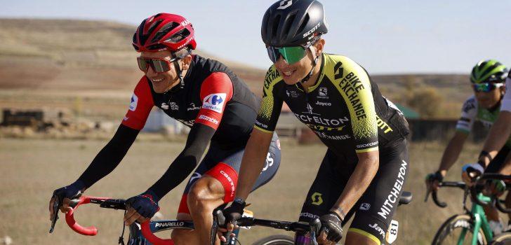 """Esteban Chaves over Olympische Spelen: """"Dat is echt een hoofddoel"""""""