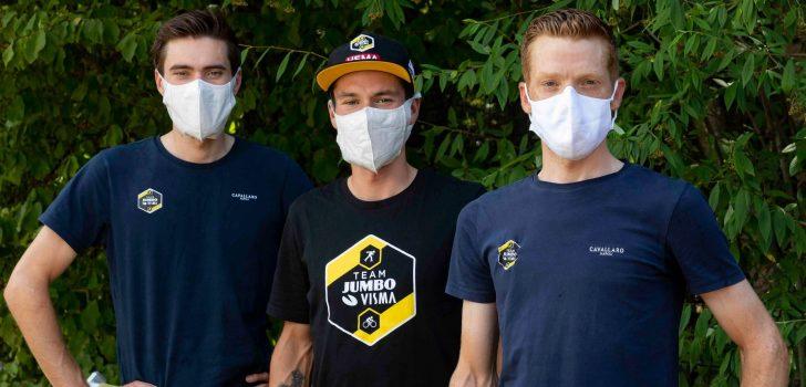 'Jumbo-Visma wil opnieuw met Roglic, Dumoulin en Kruijswijk naar de Tour'