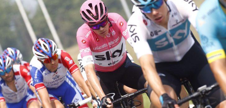 """Teammanager Cärlstrom over Froome: """"Combinatie Giro-Tour niet uitgesloten"""""""