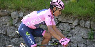 """Nairo Quintana denkt aan Giro d'Italia: """"Het is een optie"""""""
