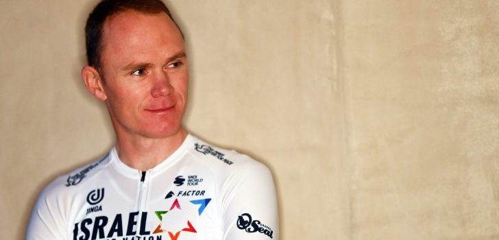 Chris Froome slaat trainingskamp van ploeg in Spanje over