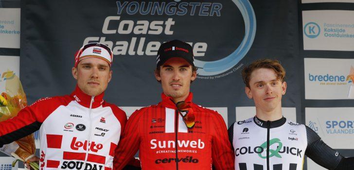 Youngster Coast Challenge gooit dan toch de handdoek