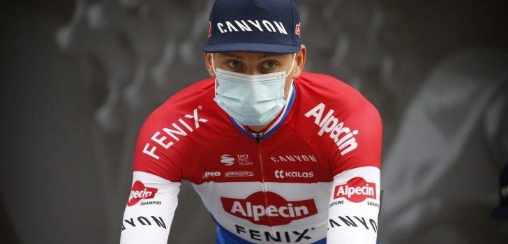 """Mathieu van der Poel: """"Ik hoop dat ik een beetje mee koers kan maken"""""""