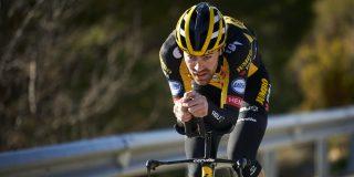Jumbo-Visma schrijft Tom Dumoulin niet af voor Tour de France
