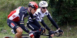 """Philippe Gilbert (5e): """"Ik kon niet meer versnellen in de laatste rechte lijn"""""""