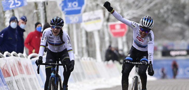 Alvarado verslaat Brand in de sneeuw van Lille, Cant wordt vierde