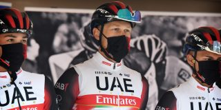 Kristoff, Trentin en Costa met UAE Emirates in Parijs-Nice