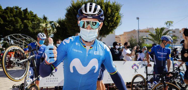 Alejandro Valverde en Pascal Ackermann opgeroepen voor UAE Tour
