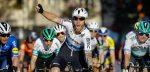 Giacomo Nizzolo grijpt de winst in Clásica de Almería, Timothy Dupont vijfde