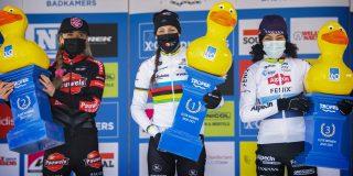 Eli Iserbyt en Lucinda Brand prijspakkers in X2O Trofee