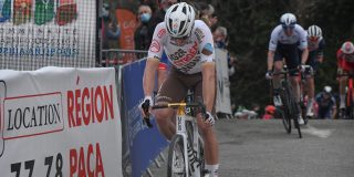 Van Avermaet tweede achter Mollema in openingsrit Tour du Var