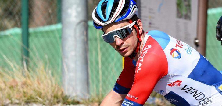 """Anthony Turgis sprint naar tweede plek in Kuurne: """"Mijn benen deden pijn"""""""