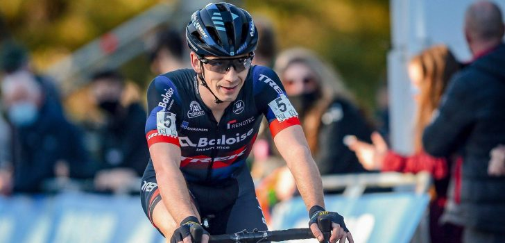 """Van der Haar op podium in Oostmalle: """"Kijk positief terug op het seizoen"""""""