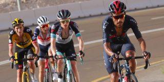 """Chris Harper behoudt vierde plek in UAE Tour: """"Ik bleef vechten"""""""