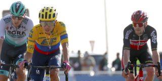 """Harm Vanhoucke vijfde in bergrit UAE Tour: """"Fijn om mijn prestaties te bevestigen"""""""