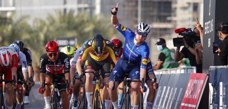 Sam Bennett oppermachtig in vierde etappe UAE Tour