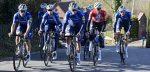 Remco Evenepoel vergezelt ploegmaats bij verkenning Omloop