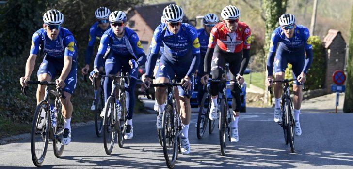 Deceuninck-Quick-Step en Shimano verlengen sponsordeal