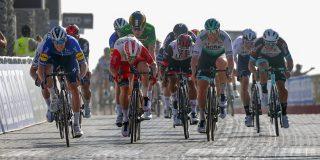 """Elia Viviani weer in de top vijf in UAE Tour: """"Mijn vorm wordt steeds beter"""""""