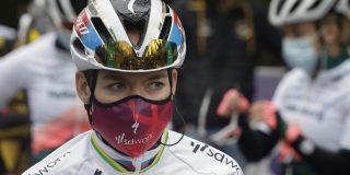 Zieke Anna van der Breggen onzeker voor Amstel Gold Race