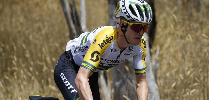 """Australisch kampioen Cameron Meyer: """"Focus mij op Giro en de Spelen"""""""