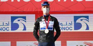 """João Almeida toont zich in waaierrit UAE Tour: """"Elke seconde is belangrijk"""""""
