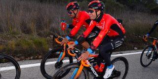 Bahrain Victorious is klaar voor Trofeo Laigueglia en Strade Bianche