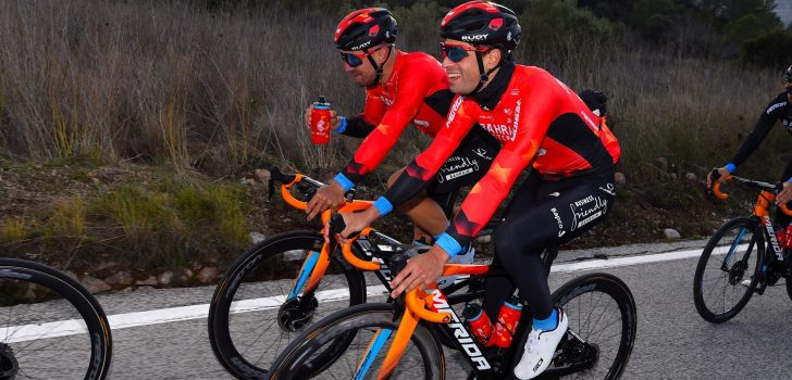'Mikel Landa begint seizoen in Trofeo Laigueglia'