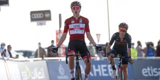 UAE Tour: Tadej Pogacar wint op Jebel Hafeet, Harm Vanhoucke vijfde