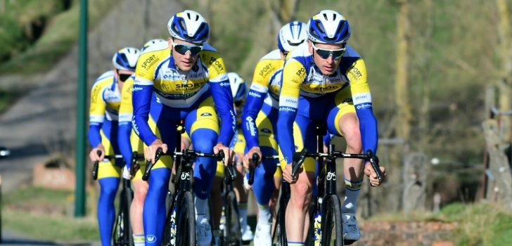 Sport Vlaanderen-Baloise klaar voor Omloop, Kuurne en Le Samyn