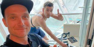 Rickaert en Vermeersch voorlopig nog niet naar huis ondanks nieuwe negatieve test