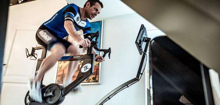 Inside the Paincave: De TrueBike van triatleet Sebastiaan Bleekemolen