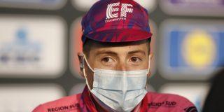 """Jens Keukeleire: """"Ik moet ambities voor dit weekend terugschroeven"""""""