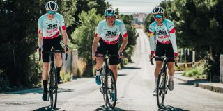 Tour de Tietema begint met een wielerploeg