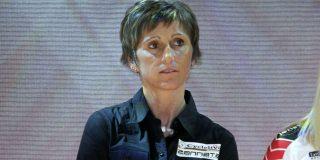 Meervoudig Belgisch kampioene Heidi Van de Vijver ploegleider bij wegteam Cant