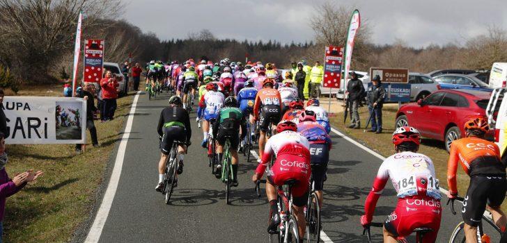 Wildcards Ronde van het Baskenland naar Spaanse ProTeams en Total Direct Energie