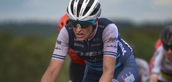 Wereldkampioene veldrijden Lucinda Brand start in Strade Bianche